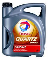Масло моторное синтетическое QUARTZ 9000 ENERGY 5W-40, 5л