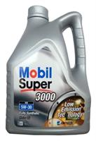 Масло моторное синтетическое Super 3000 XE 5W-30, 4л