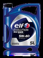 Масло моторное синтетическое Evolution 900 SXR 5W-40, 5л